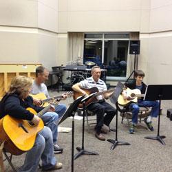 Fall 2013 Guitar Class